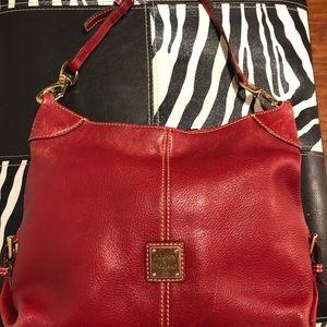 Red Dooney & Bourke purse $55